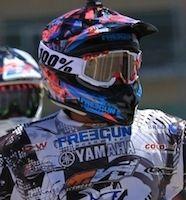 Supermotard USA 2012, round 2: Marie-Luce a manqué de chance...