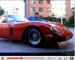 [vidéo] Quand j'astique ma Ferrari 250 GTO, je tique ...