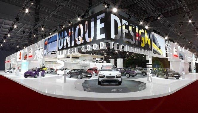 Salon de Genève 2017 : Citroën avec deux concepts