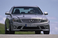 Mercedes C63 AMG: officielle