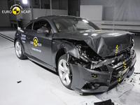 Euro Ncap : l'Audi TT ne décroche que 4 étoiles