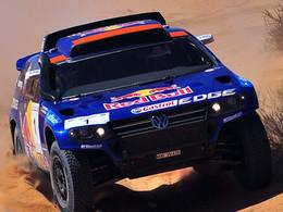 (Minuit chicanes) Victoire d'une Porsche Touareg au Dakar 2012?