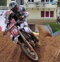 Lettonie EMX 2 : Mel Pocock assomme ses adversaires