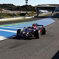 Formule 1 - Test Jerez: Le sans faute de Buemi