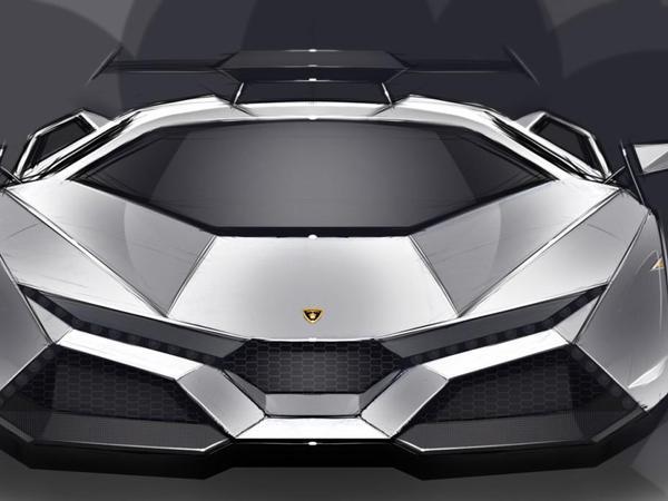 Lamborghini Cnossus : intéressante, vraiment