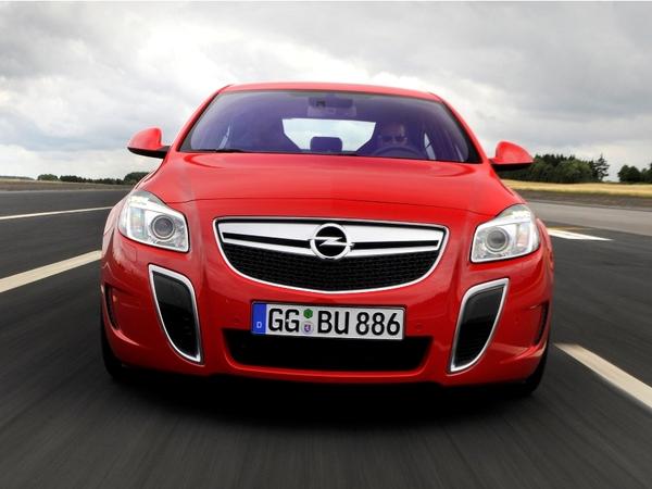 Boite auto et palettes au volant pour l'Opel Insignia OPC