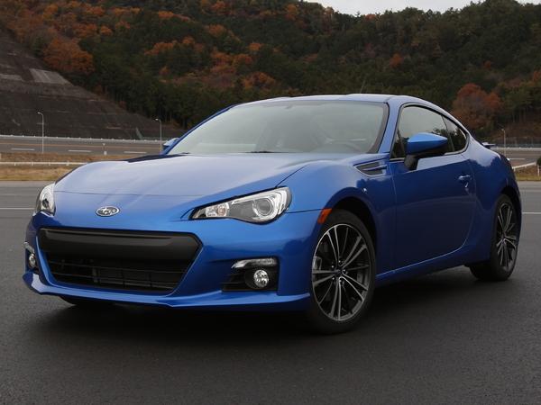 Subaru BRZ: les tarifs