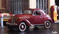 Miniature : 1/43ème - RENAULT Juvaquatre coupé