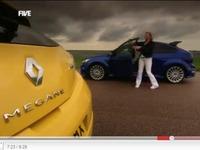 5th Gear :  Mégane RS vs Focus RS vs Scirocco R, le comparo définitif (Ferrari 458 Italia en bonus)