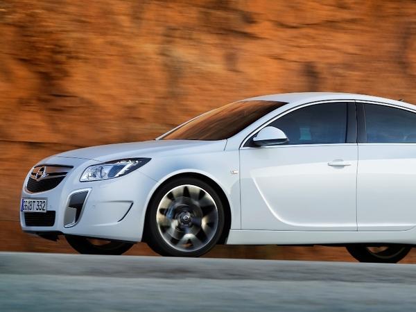 Opel Insignia OPC « Unlimited » : Une version débridée pour le marché Allemand !!