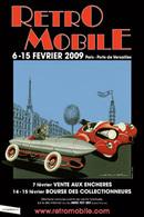 Rétromobile 2009 : les énergies nouvelles ont plus d'un siècle