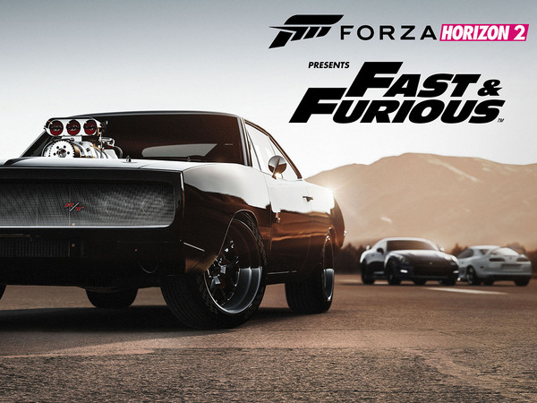 forza horizon 2 une extension fast furious gratuite bient t disponible. Black Bedroom Furniture Sets. Home Design Ideas