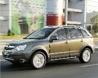 L'Opel Antara perd deux roues motrices!