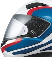 Casque BMW doubleR: orientation racing