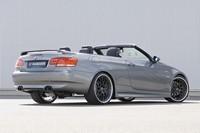 BMW Série 3 Cabriolet E92 by Hamann