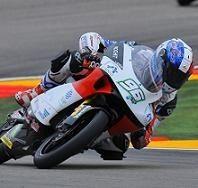 GP 125 d'Aragon : Louis Rossi de nouveau avec les RSA