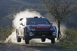 WRC: Ogier satisfait de son podium au Mexique (1 vidéo)