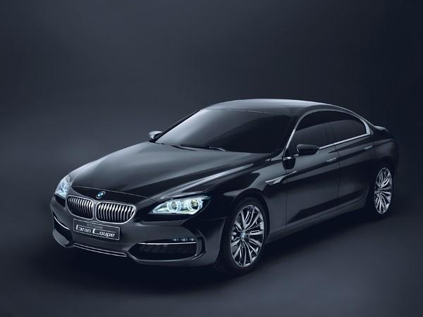 Le concept BMW Gran Coupe sera une Série 6