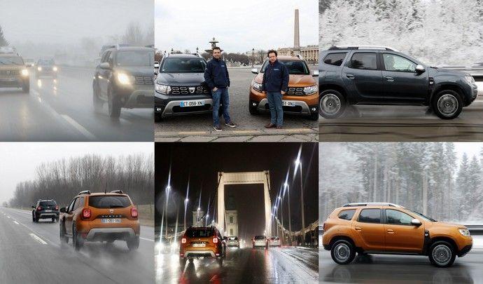 Essai longue durée: 25000km en Dacia - Duster dCi contre Duster TCe (7/7)