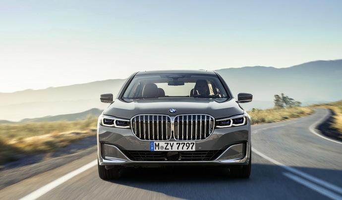 BMW : le patron du design s'explique sur le style de la Série 7