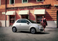 Fiat 500: une orgie de photos !