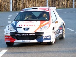 Ogier renforce Peugeot en Sardaigne