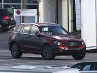 Surprise : le nouveau Mercedes GLC (ex-GLK) se dévoile