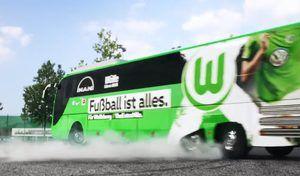 Vidéo: ceci n'est pas un bus Macron