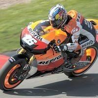 Moto GP - Honda: Dani Pedrosa s'est remis en selle