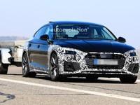 L'Audi A5 Sportback passe au bistouri