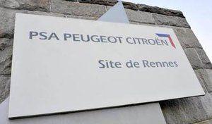 Peugeot: incendie en Tchéquie chômage en France et la Chine à la rescousse