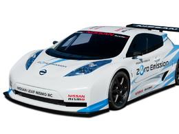 Nissan Lef Nismo RC: la version de course