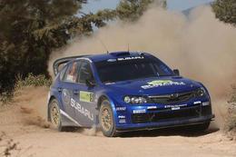 Prodrive annonce une Subaru Impreza WRC S15 pour 2009