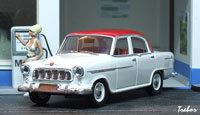 Miniature : 1/43ème - HOLDEN FE/225 Special sedan