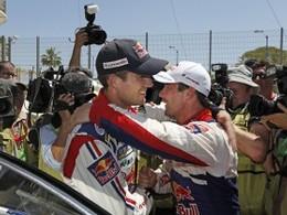 """(Minuit chicanes) Loeb: """"J'espère qu'on n'aura pas à le regretter en fin de saison. Mais sportivement, c'est beau!"""""""