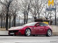 Photos du jour : Ferrari FF