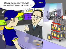 Cara croque l'actu#2: François Hollande, un président normal ?