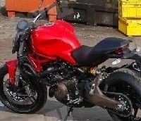 Nouveauté - Ducati: la Monster 821 prépare son arrivée