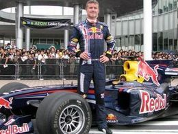Coulthard : « Excellent du côté marketing »
