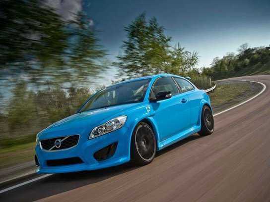 [vidéo] Volvo C30 Polestar : elle roule fort