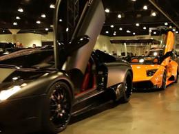 Platinum Motorsport au Dub Show Tour de Los Angeles : la grosse artillerie