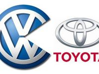 Volkswagen détrône Toyota et devient numéro1 mondial