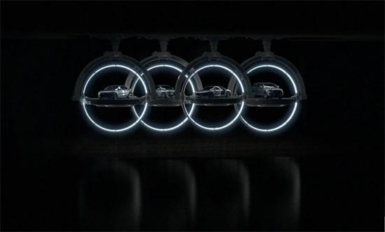 [vidéo] quand Audi ne paye plus ses pubs ...