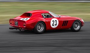 La Ferrari 250 GTO élevée au rang d'art par la justice italienne