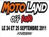 1er salon de la Moto et du Quad tout-terrain en région Nord-Picardie : 24-25 septembre 2011