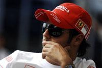 GP de Grande-Bretagne : Scuderia Ferrari