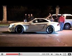 Réveil Auto - 911 Turbo, SL65, GT-R, Evo, etc... : l'affrontement dans les rues de Moscou