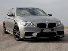 Kelleners Sport KS5-S : une BMW M5 en mieux