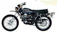 MOTO ANCIENNE PRESENTATION HARLEY DAVIDSON 125 SX 1975
