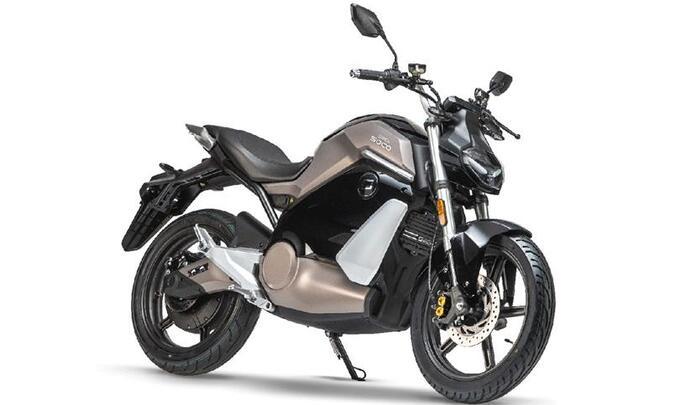 Deux nouvelles motos et un scooter électriques pour Super Soco